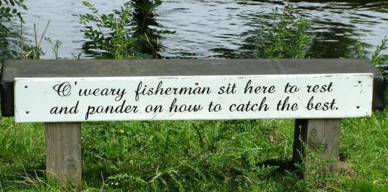 Fisherman's seat