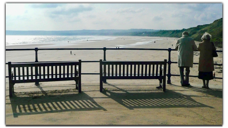 Memories of Happy Days Filey front