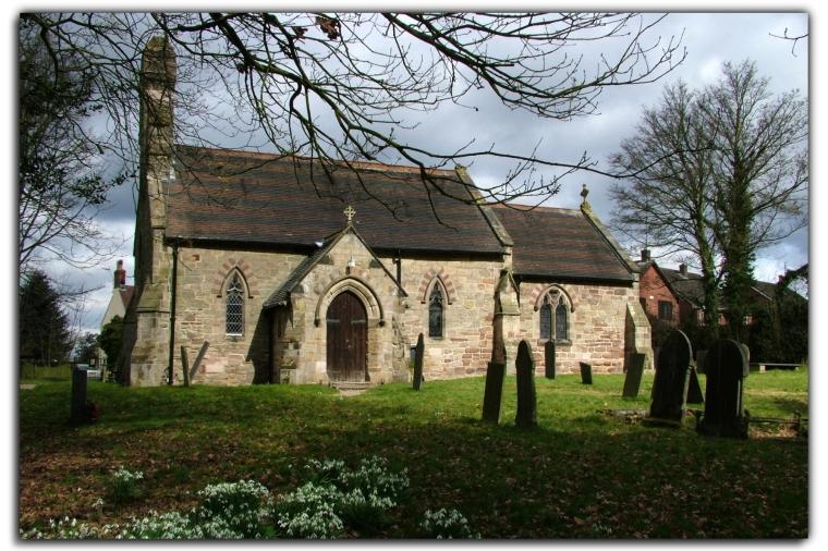 St Giles', Cauldwell