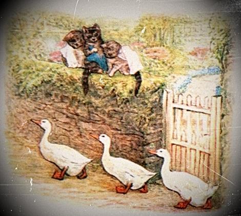 beatrix-potter-the-tale-of-tom-kitten-1907-kittens-watch-puddleduck[1]