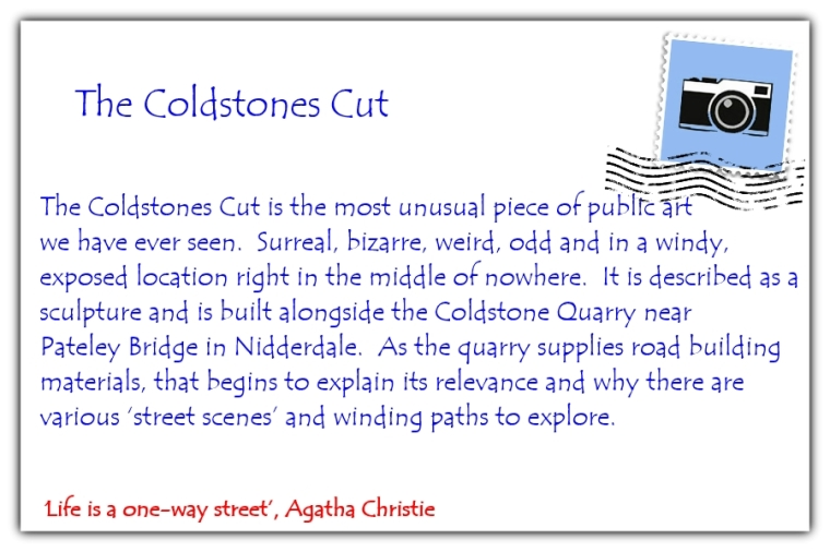 The Coldstones Cut 2